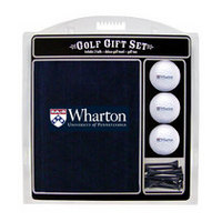 Gift Set with Embroidered Golf Towel