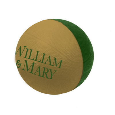 William and Mary Foam Basketball