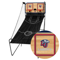 Liberty University Flames Classic Court Double Shootout Basketball Game