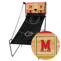 Maryland Terrapins Classic Court Double Shootout Basketball Game