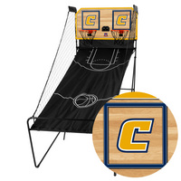 Tennessee Chattanooga University Mocs Classic Court Double Shootout Basketball Game