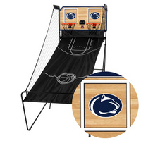Penn State University Nittany Lions Classic Court Double Shootout Basketball Game