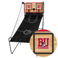 Boston University Terriers Classic Court Double Shootout Basketball Game