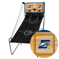 Emory University Eagles Classic Court Double Shootout Basketball Game