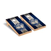 Georgetown Hoyas Regulation Cornhole Game Set Vintage Version
