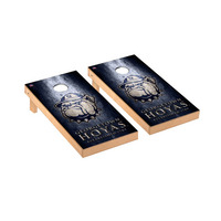 Georgetown Hoyas Regulation Cornhole Game Set Museum Version