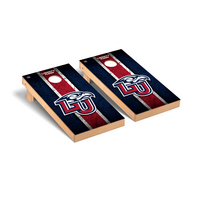 Liberty Flames Regulation Cornhole Game Set Vintage Version