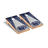Penn State Nittany Lions Regulation Cornhole Game Set Triangle Weathered Version