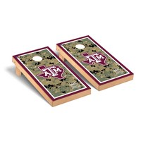 Texas A&M University Aggies OHT Border Design Regulation Cornhole Game Set