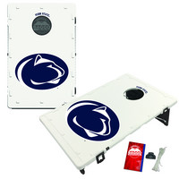 Penn State University Nittany Lions Baggo Bean Bag Toss Cornhole Game Classic Design