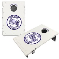 High Point HPU Panthers Baggo Bean Bag Toss Cornhole Game Classic Design