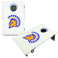 San Jose State University Spartans Baggo Bean Bag Toss Cornhole Game Classic Design