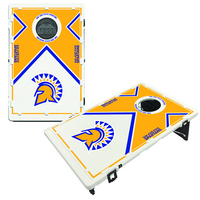 San Jose State University Spartans Baggo Bean Bag Toss Cornhole Game Vintage Design