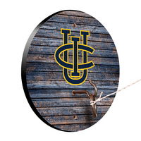 University of California Irvine Anteaters Weathered Design Hook and Ring Game