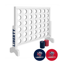 Liberty University Flames Victory 4 3ft