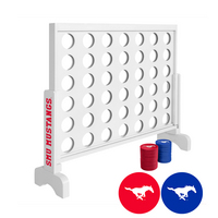 Southern Methodist University Mustangs SMU Victory 4 3ft