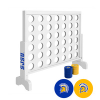 San Jose State University Spartans Victory 4 3ft