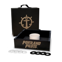Portland Pilots Washer Game Set