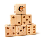 Campbell University Fighting Camel Yard Dice