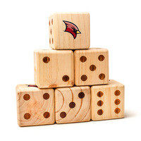 Saginaw Valley State University Cardinals Yard Dice
