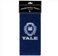 Yale Bulldogs Embroidered Towel from Team Golf