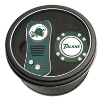 Team Golf Switchfix and Golf Chip Round Tin