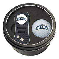 Team Golf Switchfix and Golf Ball Round Tin