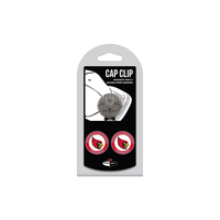 Team Golf 2 Marker Cap Clip Pack