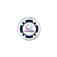 Team Golf Collectible Poker Chip