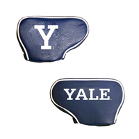 Yale Bulldogs Fleece Putter Cover