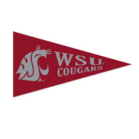 Washington State Cougars Mini Logo Pennant Magnet from Collegiate Pacific