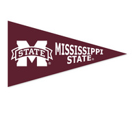 Mississippi State Bulldogs Mini Logo Pennant Magnet from Collegiate Pacific
