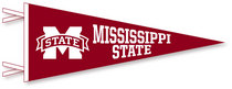 Mississippi State Bulldogs Pennant from Collegiate Pacific