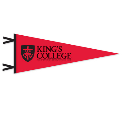 Image result for king college pennant images