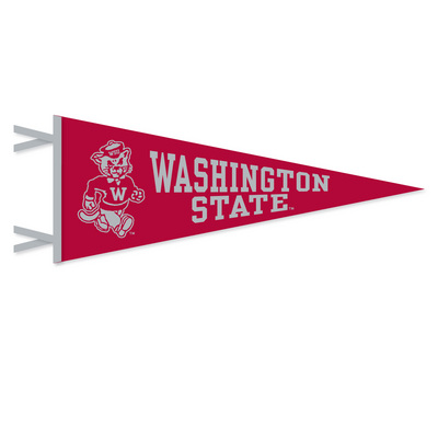Washington State Cougars Pennant from Collegiate Pacific