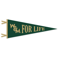 William and Mary Pennant from Collegiate Pacific