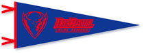 DePaul Pennant from Collegiate Pacific