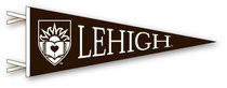 Lehigh Pennant from Collegiate Pacific