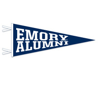 Emory Eagles Logo Pennant from Collegiate Pacific