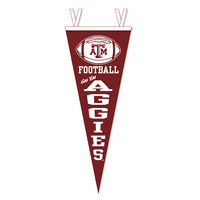 Texas A&M Aggies Logo Pennant from Collegiate Pacific