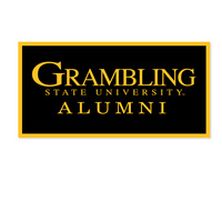 Grambling State Tigers Horizontal Logo Banner from Collegiate Pacific