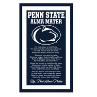 Penn State Nittany Lions Collegiate Pacific Banner