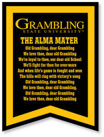 Grambling State Tigers Banner from Collegiate Pacific