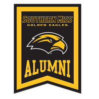 Southern Mississippi Eagles Collegiate Pacific Banner