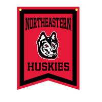 Northeastern Huskies Collegiate Pacific Banner