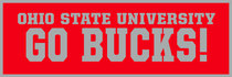 Ohio State Buckeyes Collegiate Pacific Banner