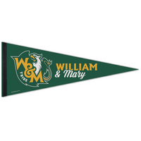 William and Mary Wincraft Felt Pennant
