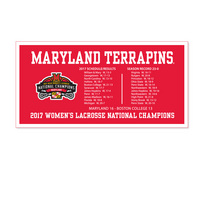 Multi Color Sport Logo Banner from Collegiate Pacific