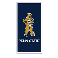 Penn State Nittany Lions Vertical Multi Color Logo Banner from Collegiate Pacific