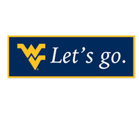 WVU Mountaineers Collegiate Pacific Banner